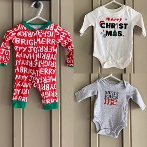 Newborn Christmas Bundle